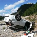 Boyabat- Kargı Yolunda Feci Trafik Kazası, 1 Agır , 5 Yaralı….