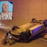 Sinop ADD Başkanı Av.Yalçın Oğuz Trafik Kazası Geçirdi…