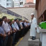 AK Parti Sinop İl Başkanı Çöpçü'nün Acı Günü..