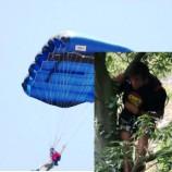Kırk Kızlardan Atlayan Fransız Kuş Gibi Ağaca Kondu…