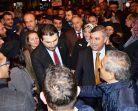 Sinop Ak Parti Belediye Başkan Adayı , Ali Çöpçüye Muhteşem Karşılama..
