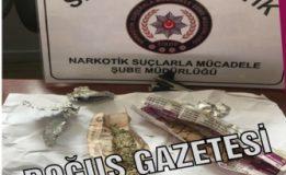 Uyuşturucu Satıcıları Yakalandı….