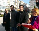 Sinop'ta Kadınlar Meydana İndi….