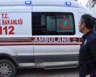 Laminat Döşerken Kolunu Makineye Kaptırarak Yaralandı…