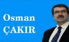 Osman Çakır Yazdı ; Sinop Tanıtım Günleri….