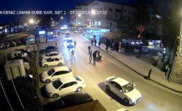 Sinop'ta Kazalar Mobese Kameralarında, (Videolu Haber)…