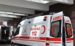 Boyabat'ta Aile Kavgası Kanlı Bitti,1 Yaralı…