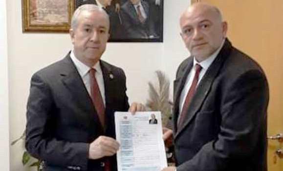 """MHP'DEN Sinop Belediye Başkanlığına, """"DEMİR"""" Aday Oldu…"""