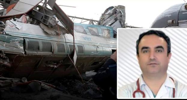 Boyabat'ın Eniştesi Dr. Tahsin ERTAŞ Tren Kazasında Hayatını Kaybetti…