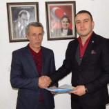 Boyabat Eski CHP İçe Başkanı, İYİ Partiden Aday Oldu….