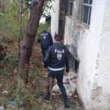 Polis Her Yeri Didik Didik Aradı…
