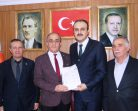 Mustafa Demircan İl Genel Meclis Aday Adalığı Başvurusu Yaptı….