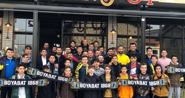 Boyabat 1868 Spor Lige Hazır..