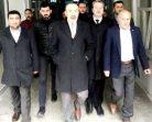 MHP genel başkan yardımcısı Yaşar Yıldırım Boyabat'ı Ziyaret Etti..