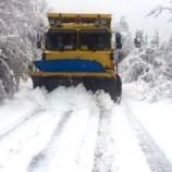 Sinop'ta Kardan Kapanan 15 Köy Yolu Açıldı….