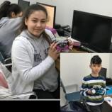Boyabat'ta İlk kez Robot Üretildi….