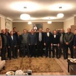 İYİ Parti Adayı Hasan Kara, Boyabat TSO'yu Ziyaret Etti…