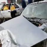 İki Otomobil Kafa Kafaya Çarpıştı, 1 Yaralı, (Videolu Haber)…..