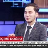Türkiye'nin En Genç Başkan Adayı Bir Sinoplu…..