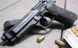 Silahla Oyun Kanlı Bitti, 1 Yaralı…..