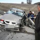 Boyabat'taki Feci Trafik Kazasında 1 Kişi Öldü, 4 Kişi Yaralandı…