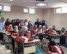 Boyabat'ta Hafızlık Yapan 210 Öğrenciye Kıyafet Dağıtımı Yapıldı. …