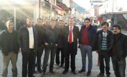 Boyabat MHP Belediye Başkan Adayı Şükrü Kaya Seçim Çalışmalarına Hız Verdi….