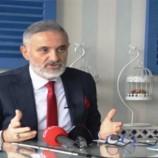 Bağımsız Belediye Başkan Adayı Gazeteci  Mete Çağdaş Basın Mensupları İle Buluştu….