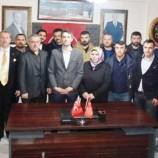 Boyabat MHP Yeni İlçe Başkanı Engin Aydın Oldu…