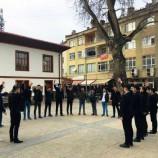 Boyabat Ülkü Ocakları Başkanlığı Fırat Yılmaz Çakıroğlu'nu Unutmadı…