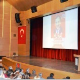 Murat Karayalçın Sinop'ta Konferans Verdi….