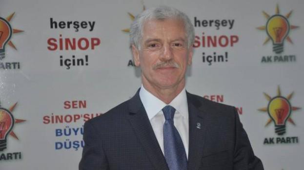 Hamza İnçe AK Partiden İstifa Etti…