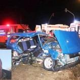 Hanönülü Aile Bolu'da Trafik Kazası Geçirdi, 1 Ölü, 9 Yaralı…