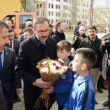 Gençlik ve Spor Bakanı  Mehmet Muharrem Kasapoğlu Boyabat'ta…