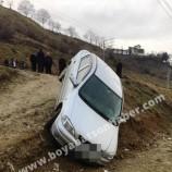 Boyabat Panayır Mevkiinde Trafik Kazası…