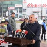 İçişler Bakan Yardımcısı Mehmet Ersoy Trafik Uygulamasını Başlattı…