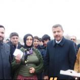 Boyabat Esentepe Mahallesi Çakıroğlu Küme Evleri'ndeki Vatandaşlar 23 Yıl Sonra Tapularını Aldılar….