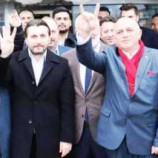 Sinop'ta Cumhur İttifakı Kahvaltıda Buluştu….