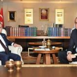 Vekil Nazım Maviş, Kültür ve Turizm Bakanı Ersoyu Sinop'a Davet Etti…