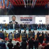AK Parti Sinop Belediye Başkan Adayı Ali Çöpcü, Sinop İçin Hazırladığı Vizyon Projelerini Açıkladı, (Videolu Haber)….
