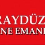 MHP Saraydüzü İlçe Başkanlığının Basın Açıklaması…