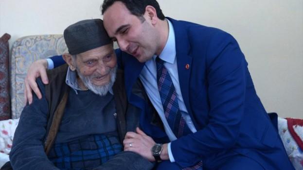 110 Yaşındaki SİNOPLU Dededen Gençlere Sağlıklı Beslenme Önerileri….