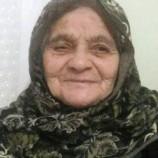 Tırnalı Köyünden Vasfiye Çapkın Hanımefendi  Vefat Etti….