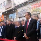 Boyabat AK Parti Seçim Bürosu Hizmete Açıldı…