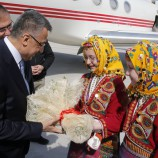 Cumhurbaşkanı Yardımcısı Oktay Sinop'ta….
