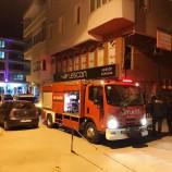 Sinop'ta Doğal Gaz Patlaması…