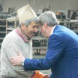MHP Boyabat İlçe Başkanlığı Tekstil, Fabrika Ve Ağrıca Devlet Kurumlarını Ziyaret Etti…