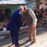 MHP'Lİ (Koca Kurt) Celal Küçükbaş Köy Köy Dolaşıyor , Milletin Efendisi İle Buluşuyor..
