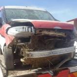 MHP Seçim Aracı Kaza Yaptı…