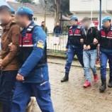 Yaşlı kadını gasp eden zanlılar tutuklandı…